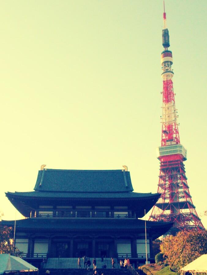 やっぱり東京タワー
